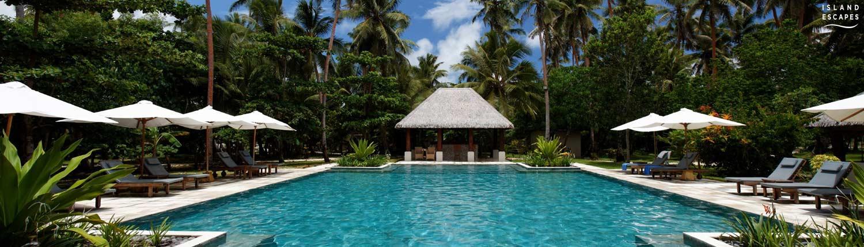 Eratap Beach Resort, Vanuatu - Pool