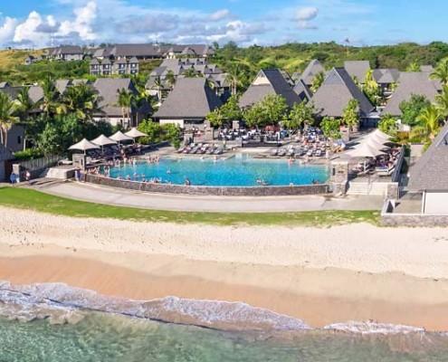 InterContinental Golf Resort & Spa, Fiji - Resort View