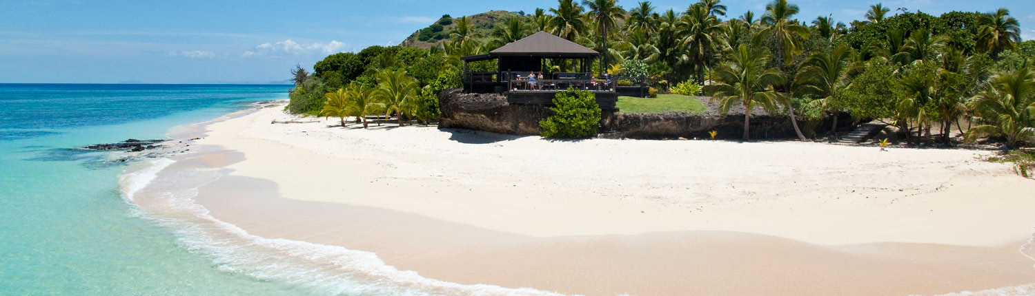 Vomo Island Resort, Fiji - The Rocks