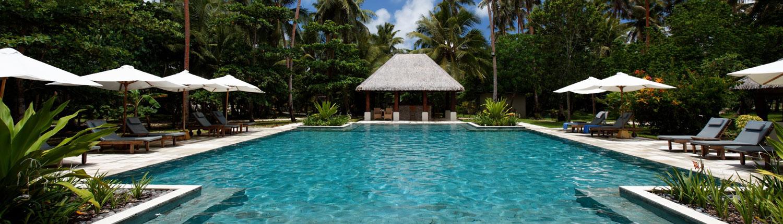 Eratap Beach Resort, Vanuatu - Resort Pool