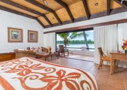 Pacific Resort Rarotonga, Cook Islands - Beachfront Suite