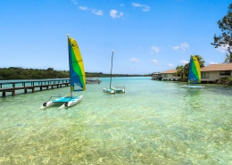 Warwick Le Lagon Resort & Spa, Vanuatu - Water Sports