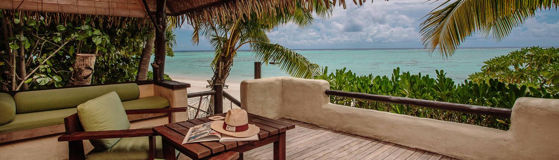Pacific Resort Aitutaki Nui, Cook Islands - Beachfront