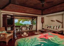 Pacific Resort Aitutaki Nui, Cook Islands - Premium Beachfront Bungalow