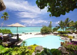 Pacific Resort Aitutaki Nui, Cook Islands - Resort Pool