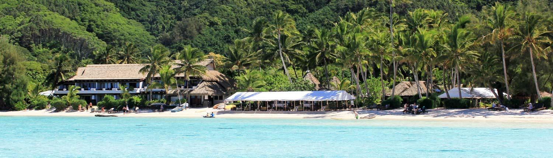 Pacific Resort Rarotonga, Cook Islands - Beachfront