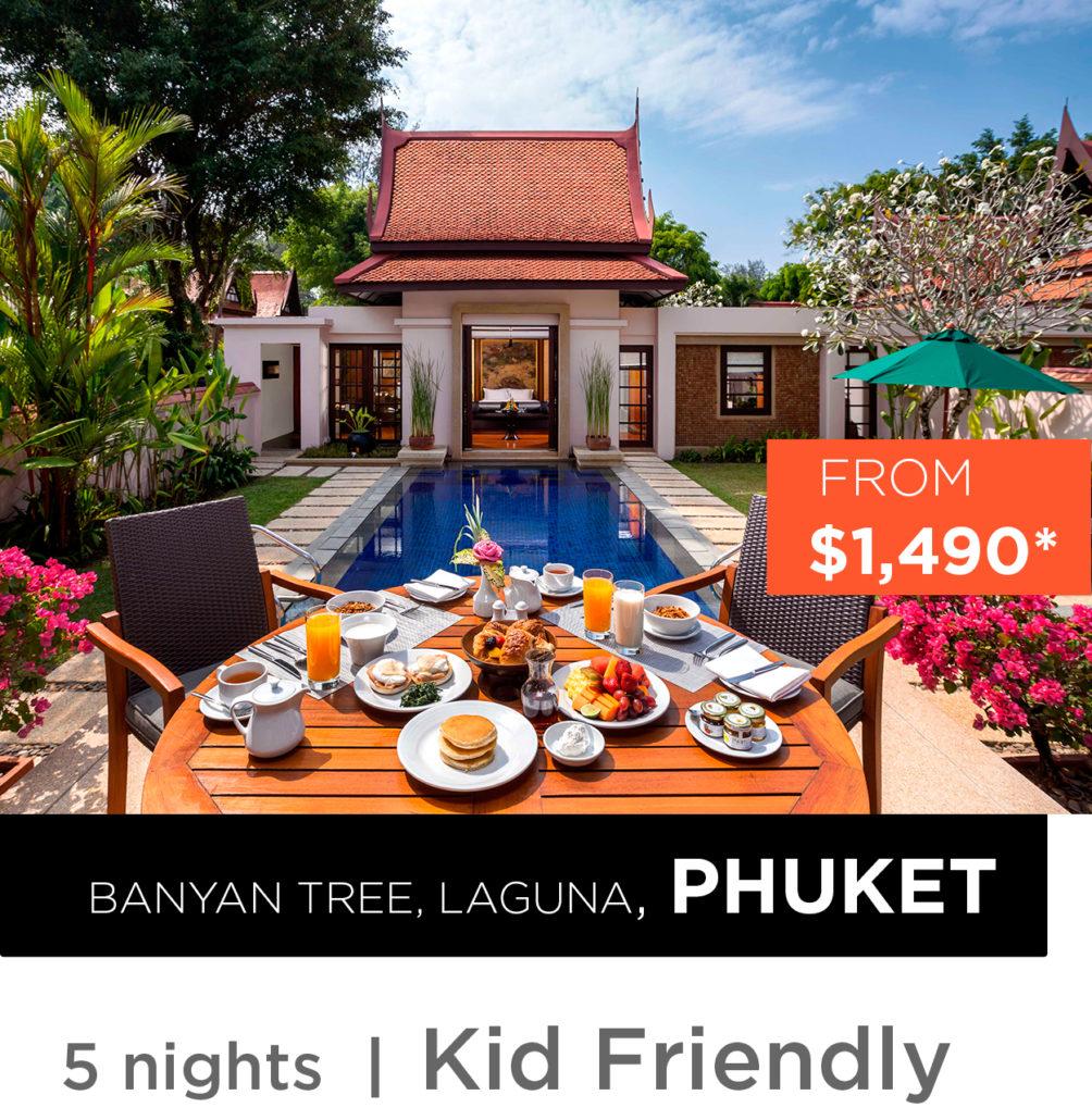 Banyan Tree Laguna Phuket