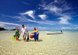 Jean-Michel Cousteau Resort Fiji - Private Island Picnic
