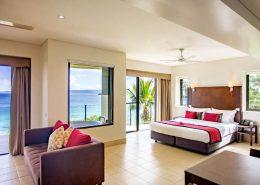 Iririki Island Resort Vanuatu - Deluxe Ocean View Interior