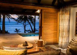 Tokoriki Island Resort, Fiji - Beachfront Pool Bure