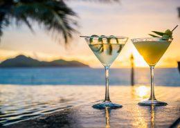 Tokoriki Island Resort, Fiji - Cocktails